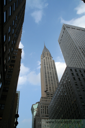 USA - Chrysler Building Manhattan New York