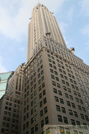 USA - Chrysler Building, Manhattan, New York