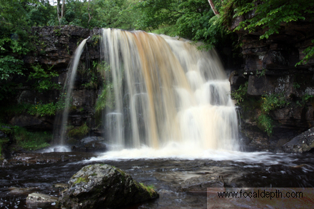 UK - Upper Catrake Force