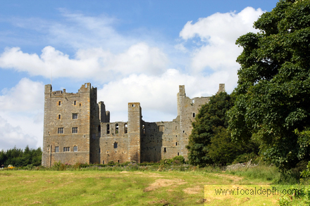 UK - Bolton Castle, Wensleydale, North Yorkshire