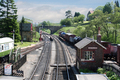 UK - Grosmont Station, North Yorkshire