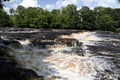 UK - Aysgarth Falls, Wensleydale