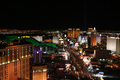 USA - View from the top of Paris Las Vegas Eiffel Tower