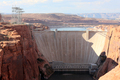 USA - Glen Canyon Dam, Page, Arizona