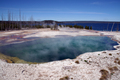 Yellowstone - Abyss Pool, West Thumb Geyser Basin, Yellowstone National Park